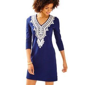 Lilly Pulitzer | Clarkson Dress in True Blue | L